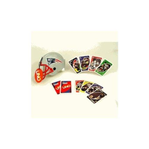 New England Patriots Uno Card Pack Sababa Toys http://www.amazon.com/dp/B000HPV6SI/ref=cm_sw_r_pi_dp_wv.8tb11XXKNP