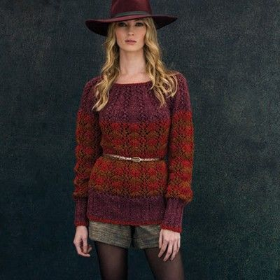 Louisa Harding Umbria PDF at WEBS | Yarn.com