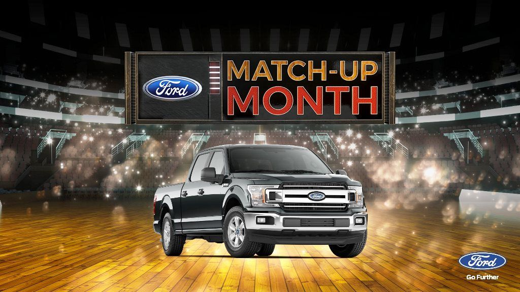 Receive Up To 2 000 Match Up Trade Assist Cash During Our Ford March Match Up Event Ford Go Further Evansville Ford Motor Company