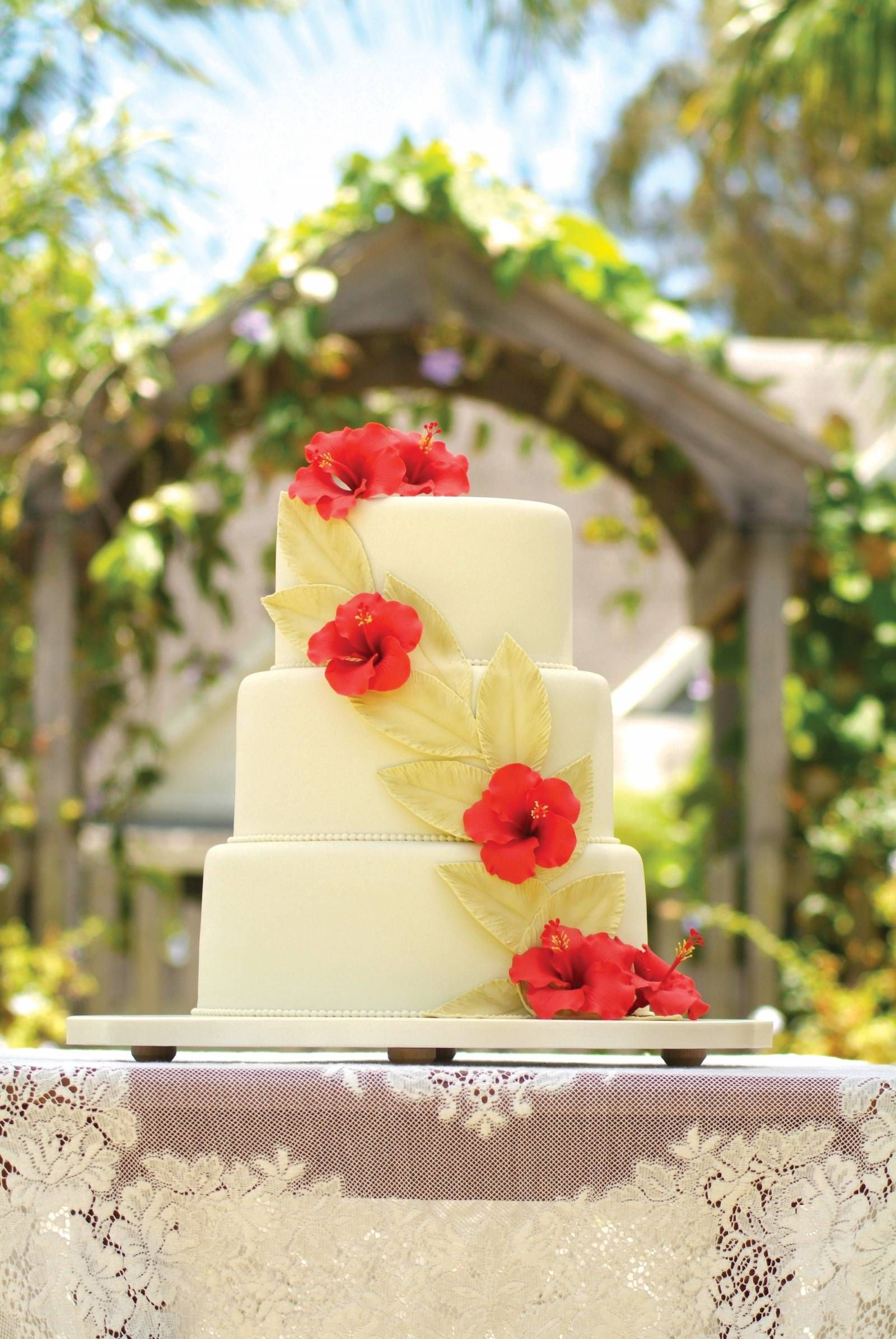 Honolulu cake designer Carmen Emerson Bass created these whimsical ...