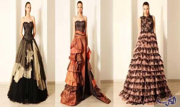 """رامي القاضي يبتكر تشكيلة من الأزياء الراقية…: ابتكر المصمم رامي قاضي """"Rami Kadi"""" لهذا الشتاء مجموعة ساحرة""""Capsule Collection""""، من الأزياء…"""