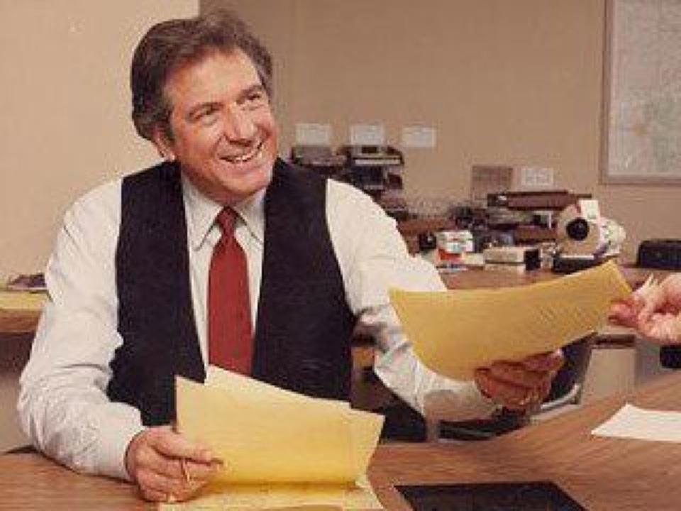 The late Bob Hower | KTUL-TV IMAGES | Tulsa news, Oklahoma