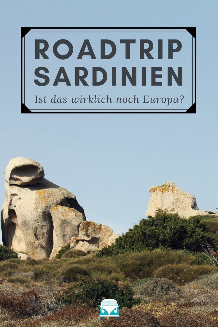 Roadtrip Sardinien. Ist das wirklich noch Europa? // take an adVANture #essentialsforcamping