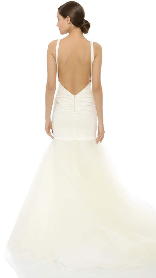 Katie May Charleston Gown   Wedding   Pinterest   Wedding styles ...