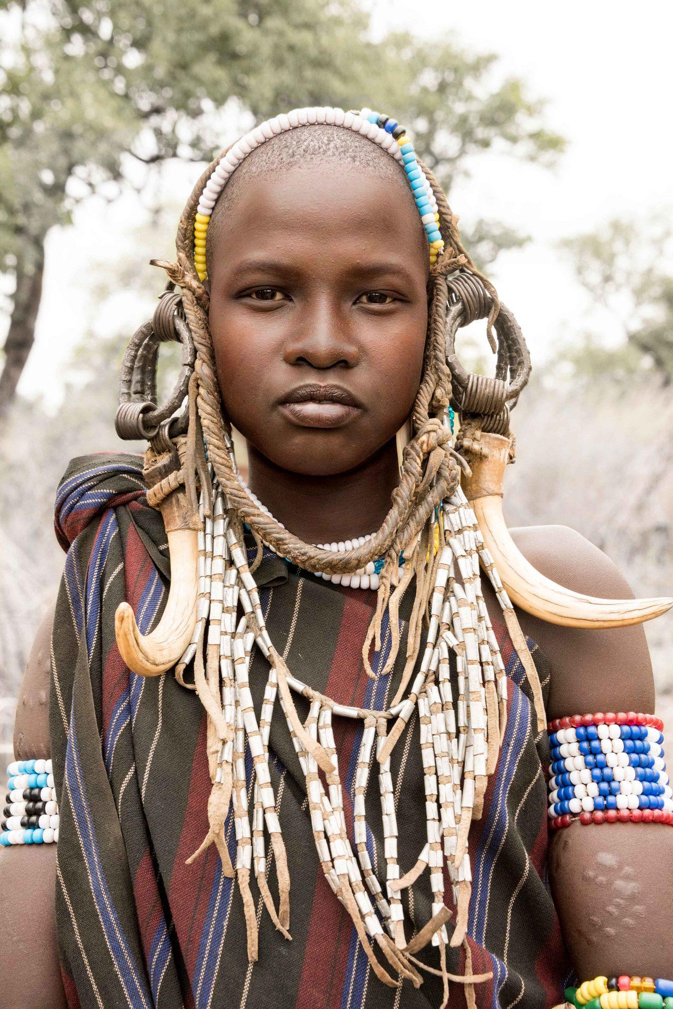 Photos women african tribal
