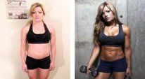 Fitness transformation 12 weeks to get 16 new ideas #fitness