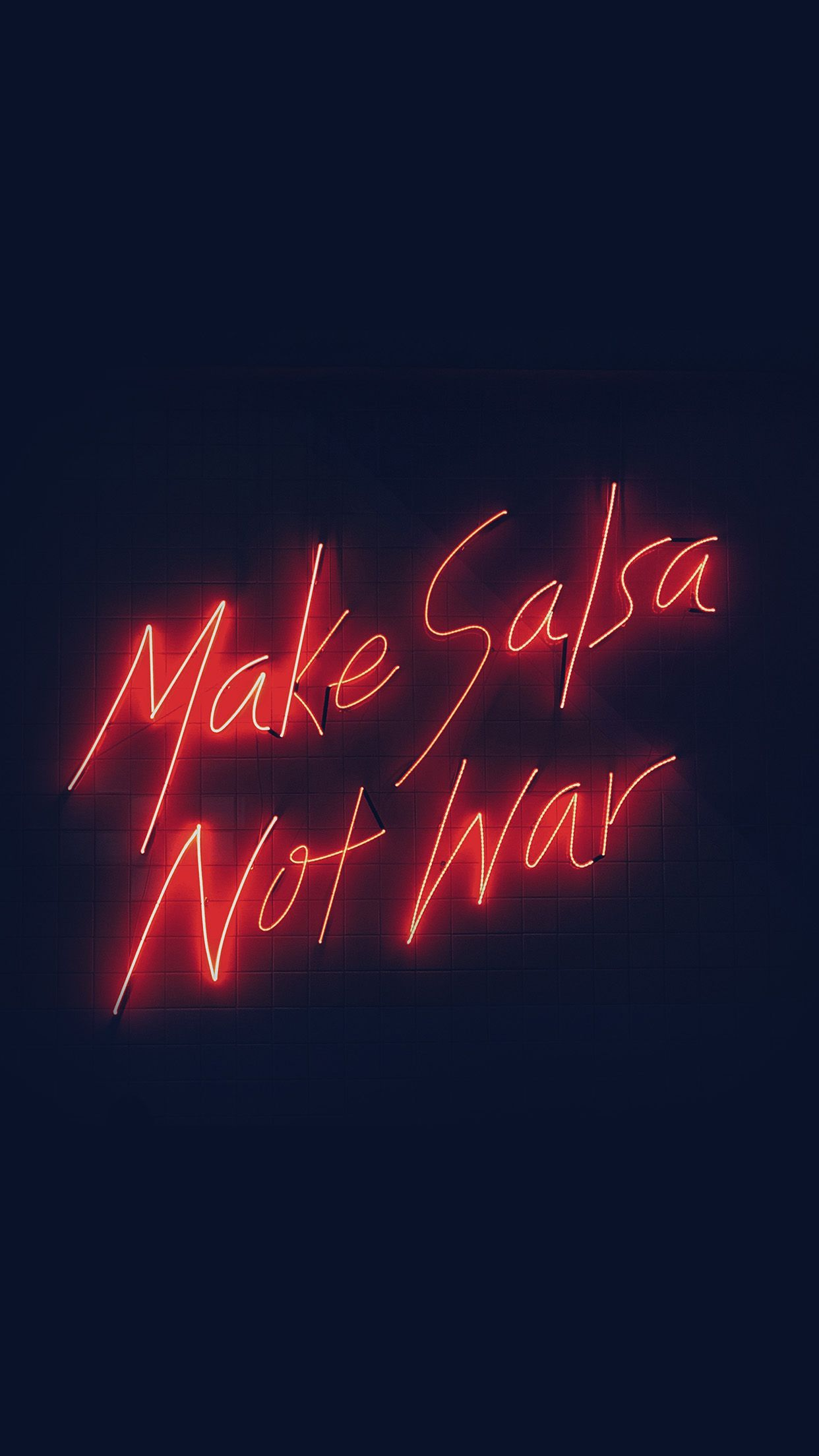 make salsa not war iphone 8 hd wallpaper | iphone 8 wallpapers
