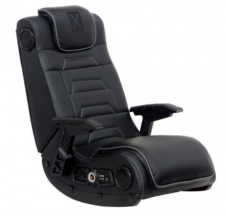 X Rocker Gaming Chair Wireless 4.1 Audio Best Video Gamer