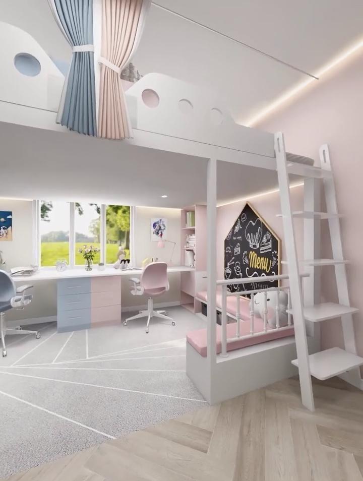 Girls Bedroom Design Idea Video In 2021 Girl Bedroom Designs Small Room Design Bedroom Small Room Design Bedroom set genshin impact