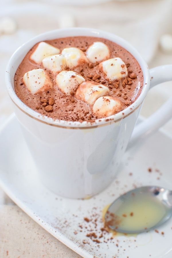 This Creamy And Comforting Hot Chocolate With Condensed Milk Will Ke Hot Chocolate Recipe With Condensed Milk Milk Chocolate Recipes Best Hot Chocolate Recipes