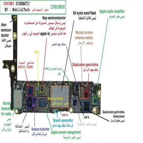 iphone 6 plus schematic diagram | Wiring Diagram | Wiring