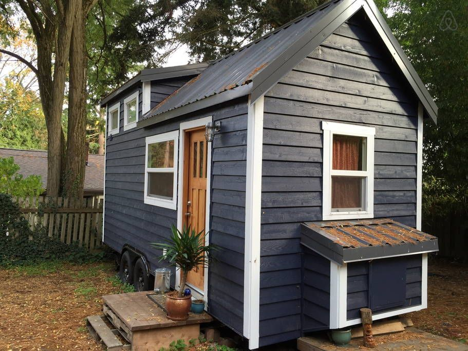 Check Out This Awesome Listing On Airbnb Tiny House In