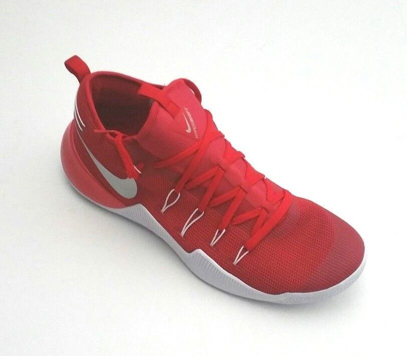 3dae0976858b Nike Men 856488-663 Zoom Hypershift TB Promo Basketball Shoes Red White  Size 18  Nike  BasketballShoes