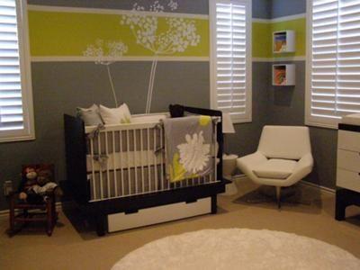 Modern Baby Nurseries   Nursery, Babies and Room