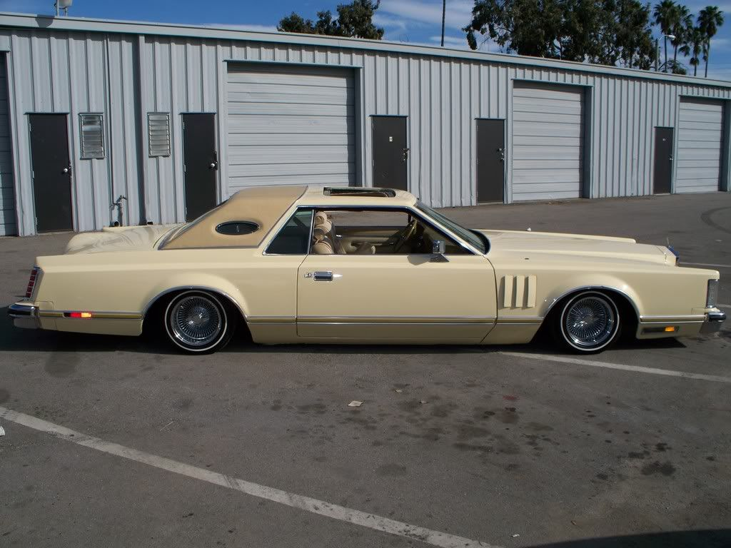 Lincoln Continental 1978 Lowriders Pinterest Lincoln