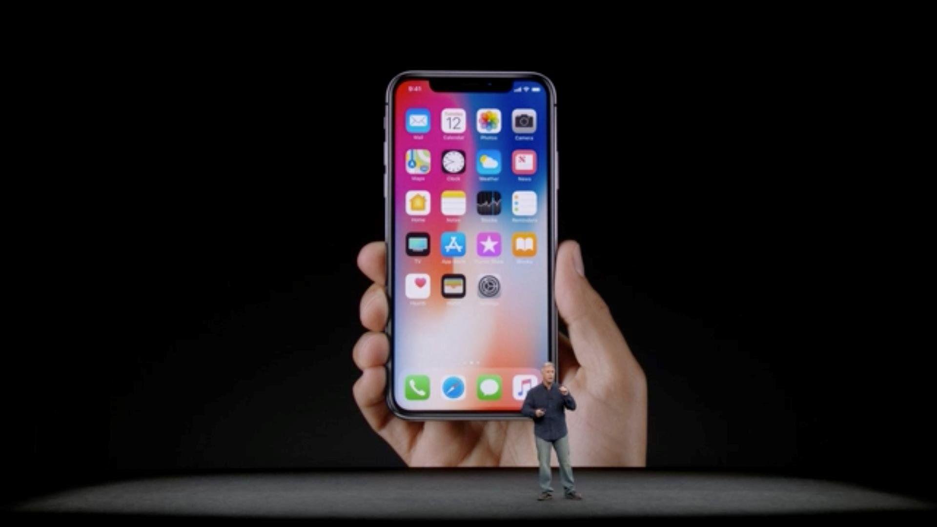 Ecco come passare di app in app su iPhone X -