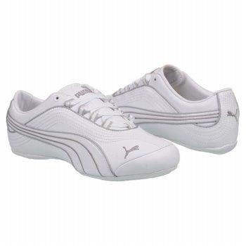 Puma Women's Casual Shoes Soleil FS Black/Silver