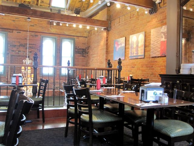 Eat, Drink, and Be Mary: [Toronto] Paramount Fine Foods