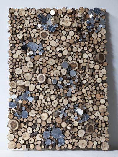Clearance By Lee Borthwick Mosaico Wood Art Wood