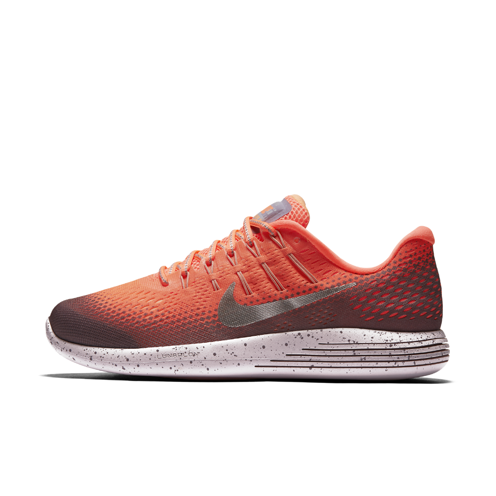 0adb4c63a0 Nike LunarGlide 8 Shield Women's Running Shoe Size 10.5 (Pink) - Clearance  Sale
