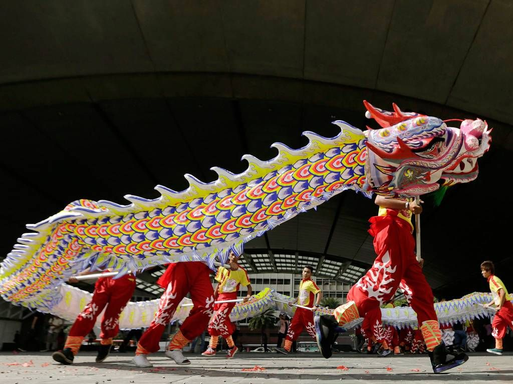 Chinese New Year: How the world sees China | C-04 ...