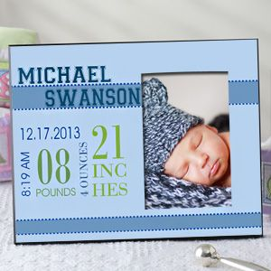 Babys big day personalized frame for boys baby frame babys big day personalized frame for boys negle Choice Image