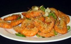 Gamberi sale e pepe - Vi proponiamo un gustoso piatto della cucina ...