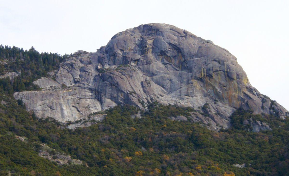 Sequoia NP - Moro Rock