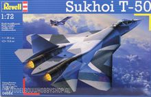 Revell-Sukhoi-T-50-1:72