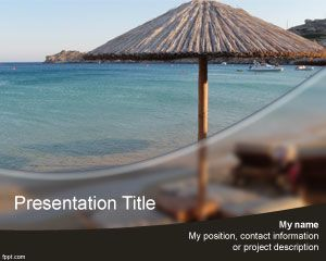 Free travel and relax powerpoint template background for lifestyle free travel and relax powerpoint template background for lifestyle and presentations toneelgroepblik Image collections