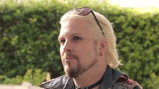 Rob Zombie Guitarist John 5 Talks To Sf Media Video