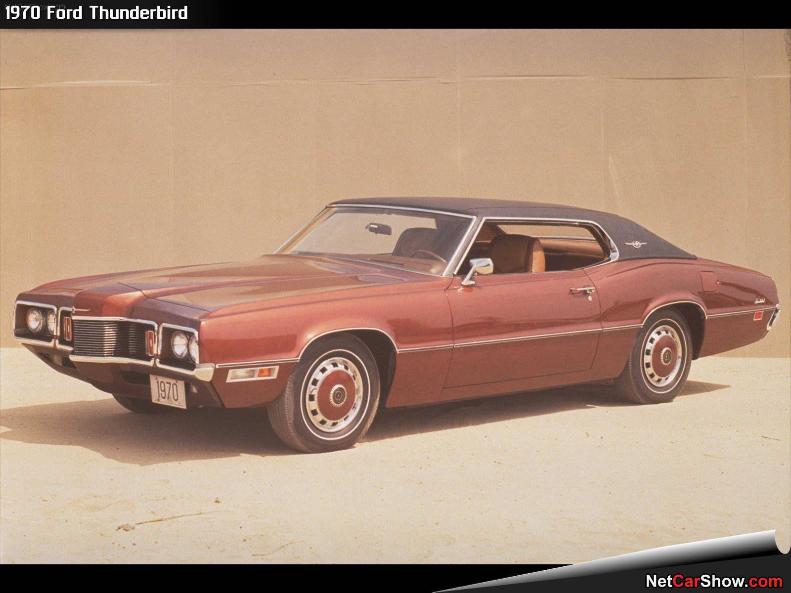 Ford Thunderbird 1970 サンダーバード, アメ車, 車