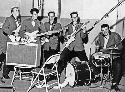 Image result for gene vincent and the blue caps