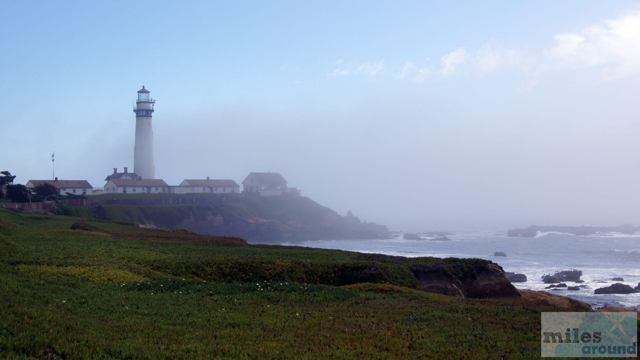 Pigeon Point Light Station - Check more at https://www.miles-around.de/nordamerika/usa/kalifornien/highway-no-1-von-san-francisco-nach-marina/,  #17-Miles-Drive #Carmel #HighwayNo.1 #Hotel #Kalifornien #Nationalpark #Natur #Pazifik #Reisebericht #SanFrancisco #USA