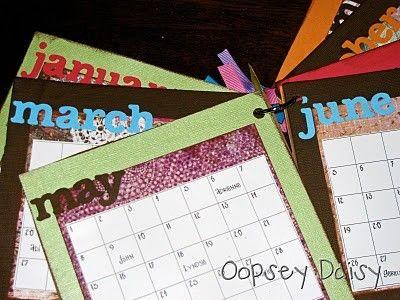 Perfect Calendar!! Especially for College kids ;) Make Pinterest