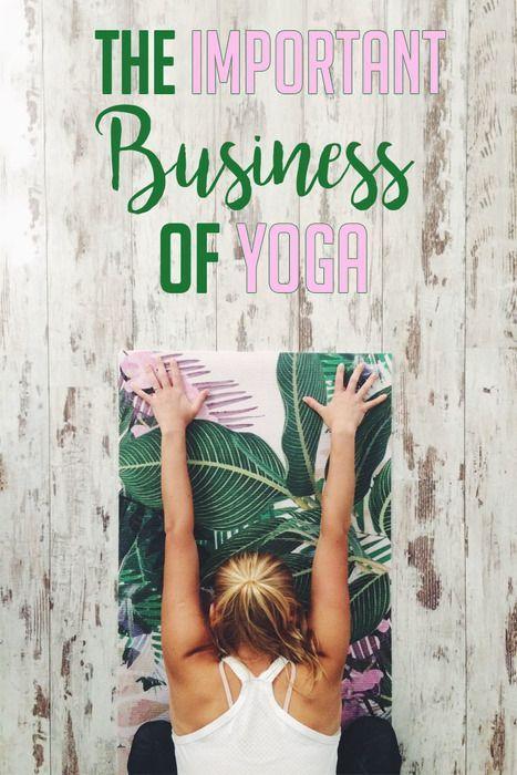 11 Important Things I Wish I Knew Before Starting a Yoga Business -  When you're starting a yoga business, there will be times when things don't go your way—you m - #Asana #AshtangaYoga #before #business #important #IyengarYoga #Knew #MenYoga #Namaste #PartnerYoga #starting #things #YinYoga #Yoga #YogaGirls #YogaLifestyle #YogaPoses #YogaVideos