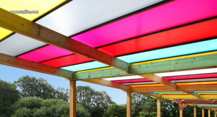 Which Polycarbonate Sheet Colour Do You Wish To Install Tuflite In 2020 Polycarbonate Wall Sheets Roofing Sheets
