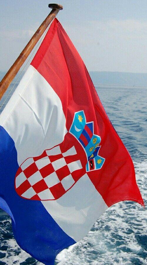 Lijepa Zastava Croatia Croatian Pride
