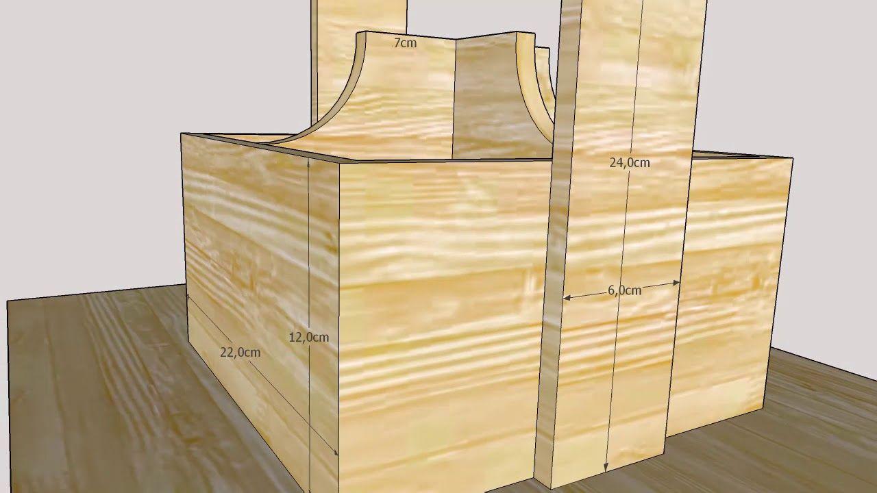 desain model Tempan Sendok dari kayu | Wood deco, Storage