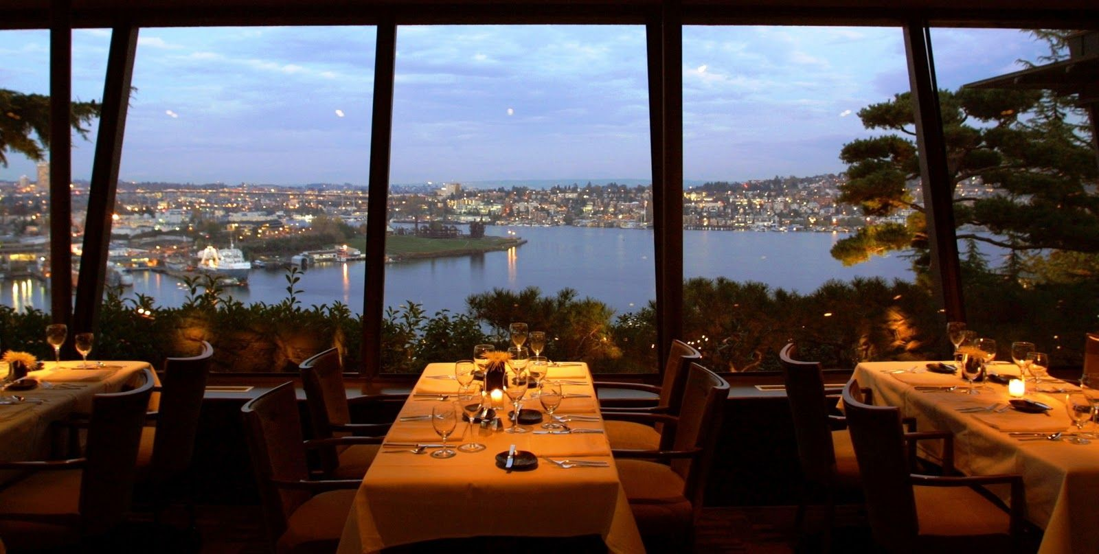 Canlis Restaurant Seattle