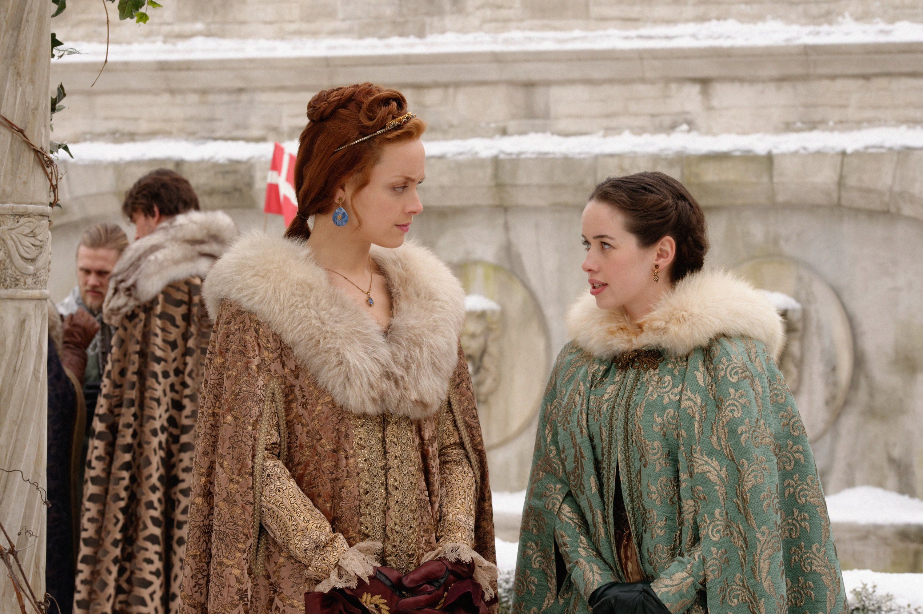 "Reign ""Clans"" S3EP16"