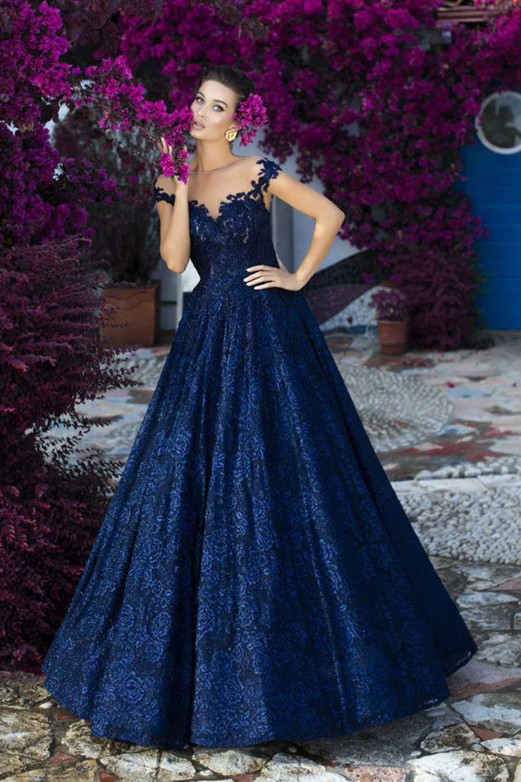 Вечернее платье Tarik Ediz 93644  eveninggown  eveningdress  newarrivals f01208c0532d
