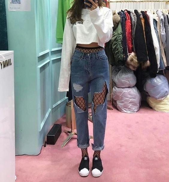 "Photo of Online Korean Womens Fashion Instagram on Instagram ""1, … – # in #fashion #Instagram …"