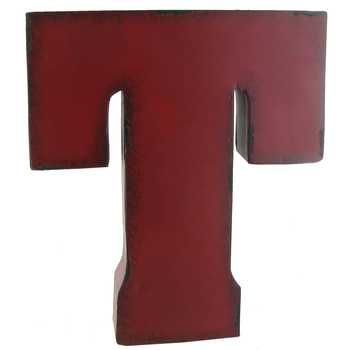 Brown Metal Letters T Small Red Blue Or Brown Metal Letter  Teagans Room  Pinterest