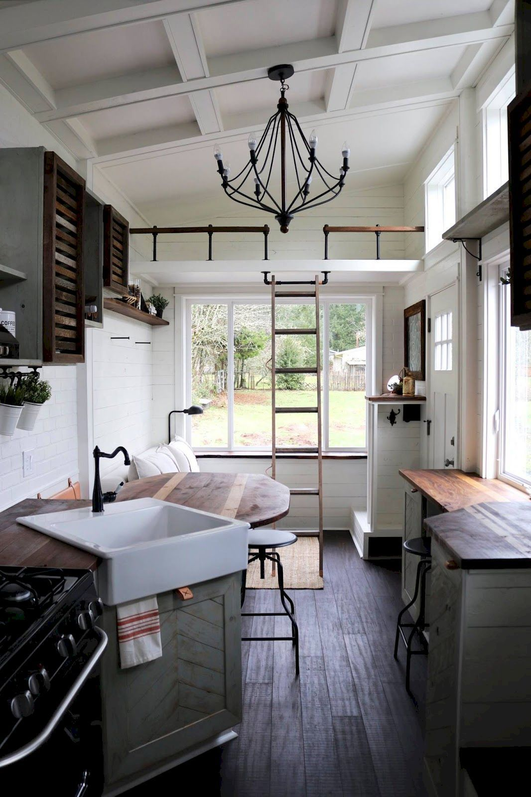 The best tiny house interiors plans we could actually live in ideas also top creative modern decor rh co pinterest