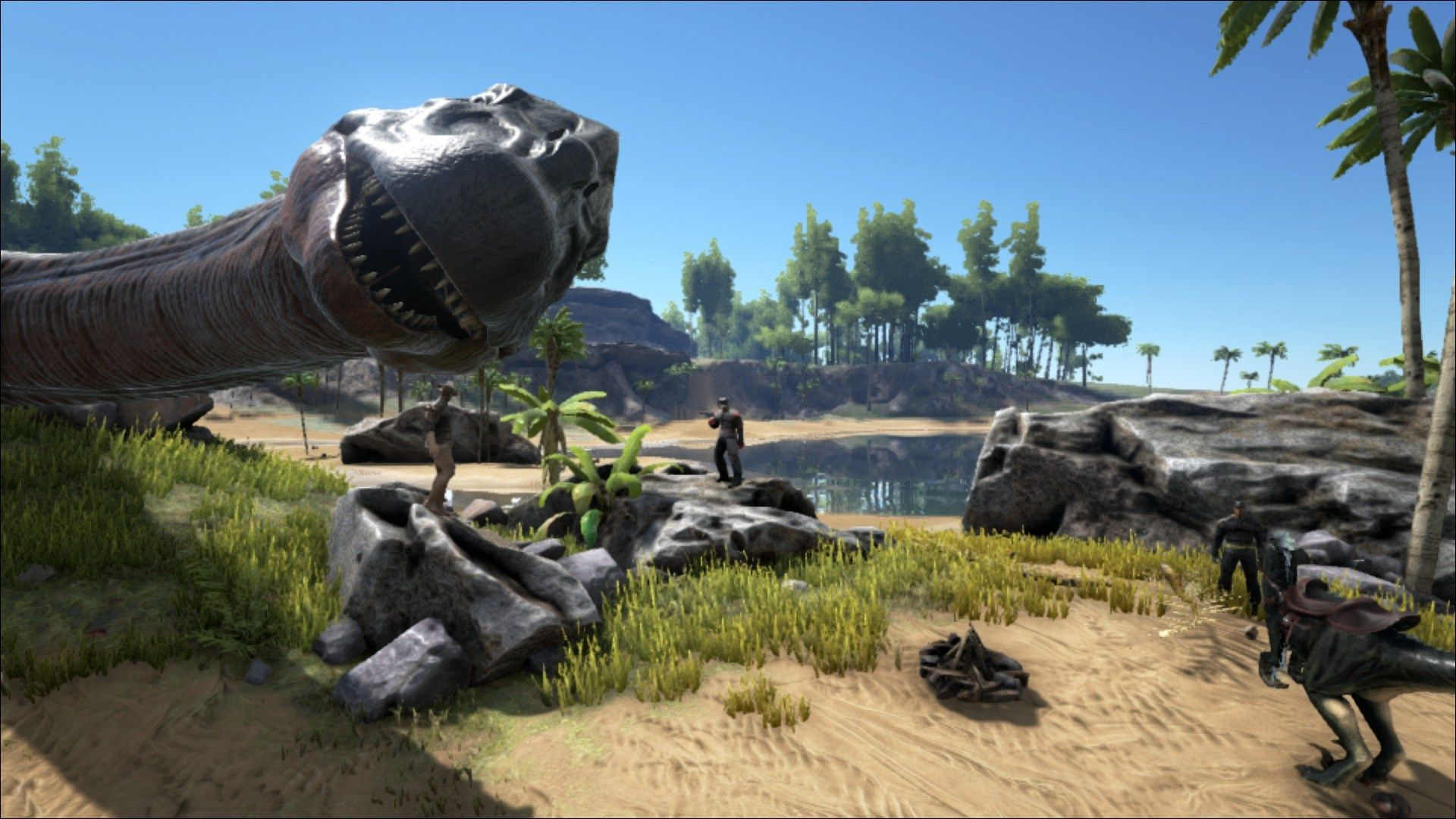 Great Ark Survival Evolved Wallpaper
