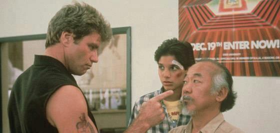 ¿Los Chinos de tu barrio también hacen esto? #KarateKid