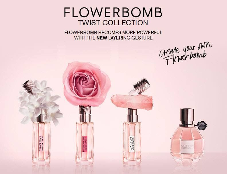 Viktor & Rolf Flowerbomb Musk Twist