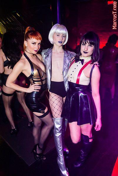 Antichrist Party Fetish Londn