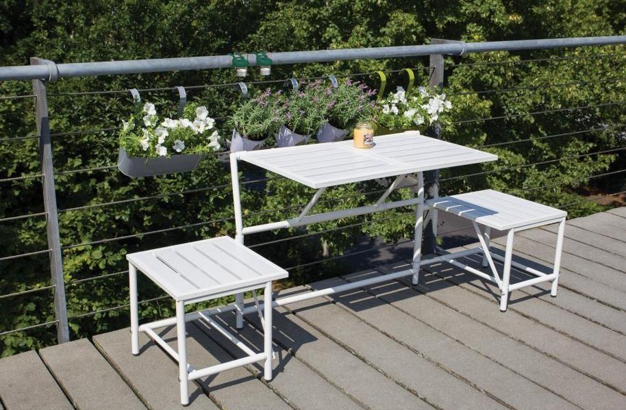 table de balcon suspendue table de